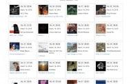 iTunes Charts für diese Woche