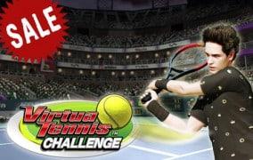Virtua Tennis Challenge: Tennis in Perfektion Review
